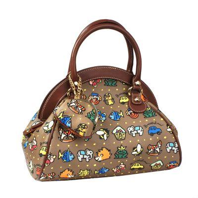 Отдельную серию сумок Braccialini выпустили к Международному женскому.