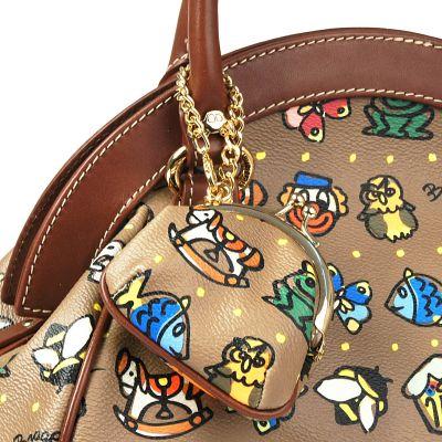 коричневая сумка через плечо купить в спб