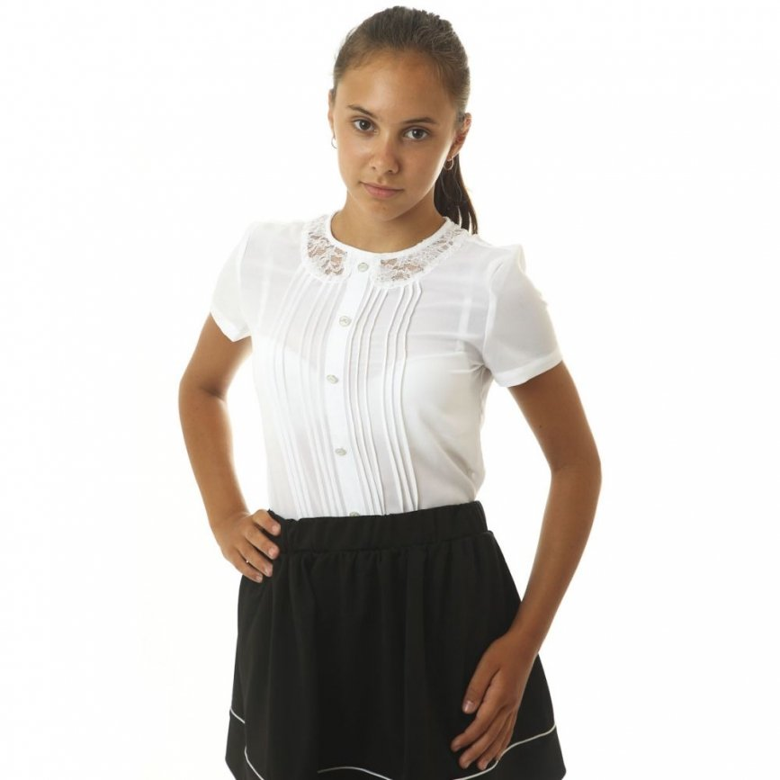 Блузки До Школи